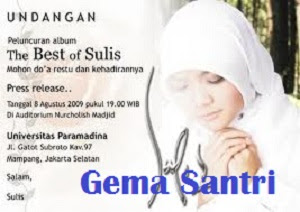The Best Of Sulis-Gema Santri