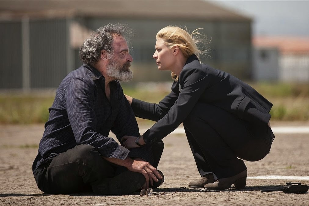 Homeland 4x09 S04E09 Showtime