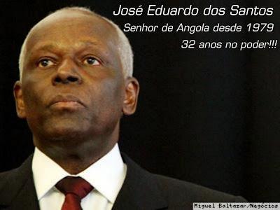 Angola: DITADURA EDUARDISTA NA PLENITUDE, NA FALTA DE MELHOR