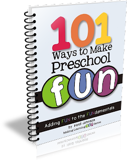 101 ways to make preschool fun