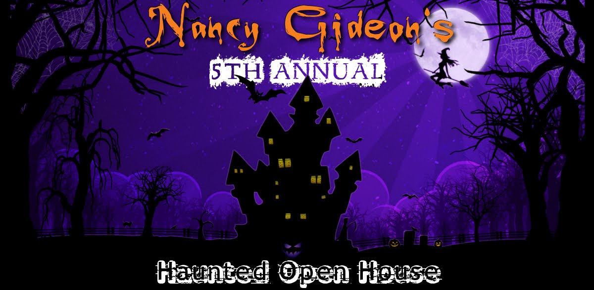 Nancy Gideon's Haunted Open House