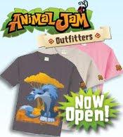 Animal Jam Shop!