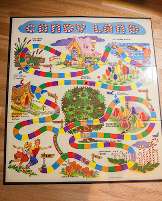 Candy Land board (retro release)