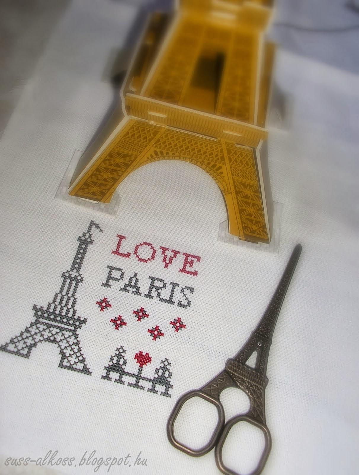 Paris - keresztszemes