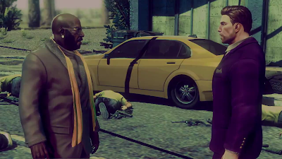 It's A War For Humanity In Saints Row IV