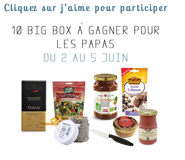 10 Big Box Gastronomiz de produits gourmands