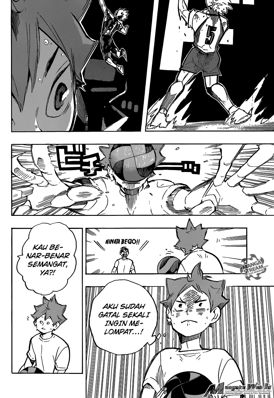 Haikyuu!! Chapter 248-8