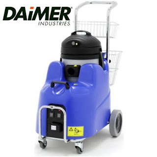 Tile Cleaning Machine