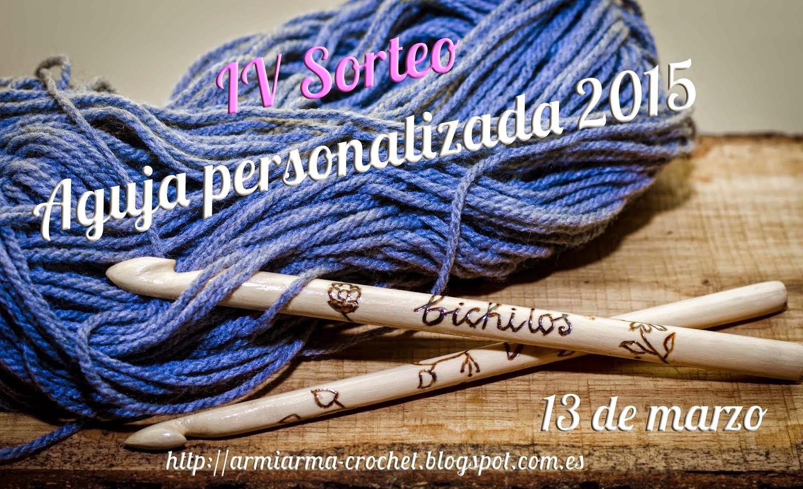 Sorteo Armiarma Crochet