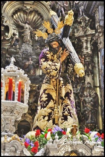 Señor de Pasión Semana Santa Sevilla Jueves Santo 2013