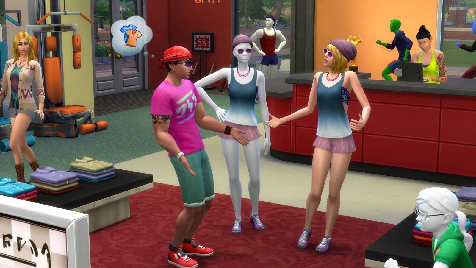 Recopilacion de Datos: Los Sims 4 *A Trabajar! (Pack de Expansion)