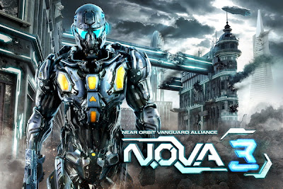 Gameloft lança teaser do gameplay do jogo N.O.V.A. 3