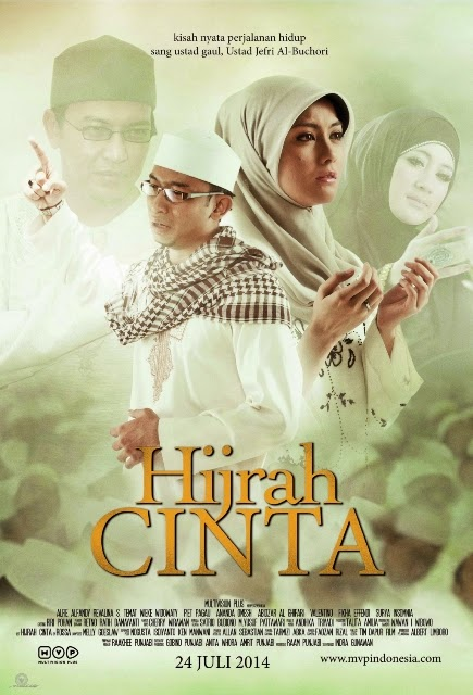 Hijrah Cinta (2014) movie review by Kinudang Bagaskoro