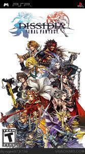 [PSP] Dissidia final fantasy psp mega