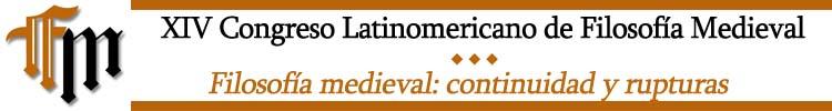 Congreso Latinomericano de Filosofía Medieval