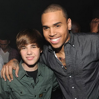 Chris Brown  on Celebrity News Real  Chris Brown Next 2 You Ft Justin Bieber Official
