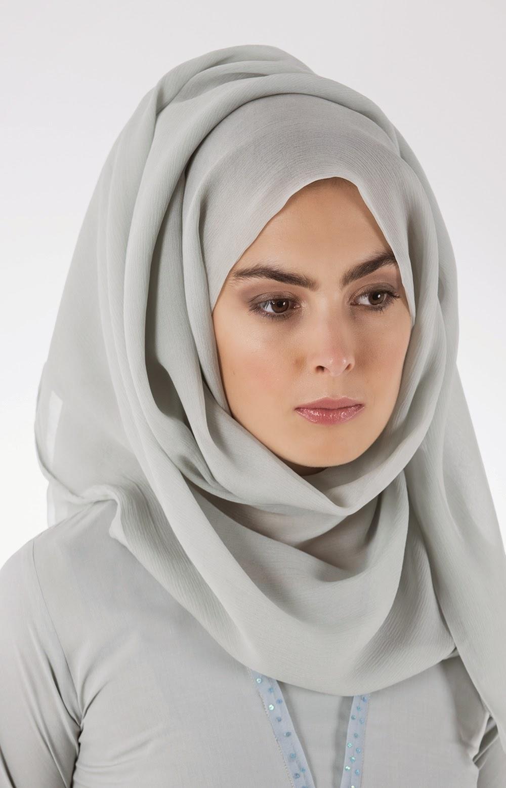 New Hijab Fashion Arabic Hijab Style 2014