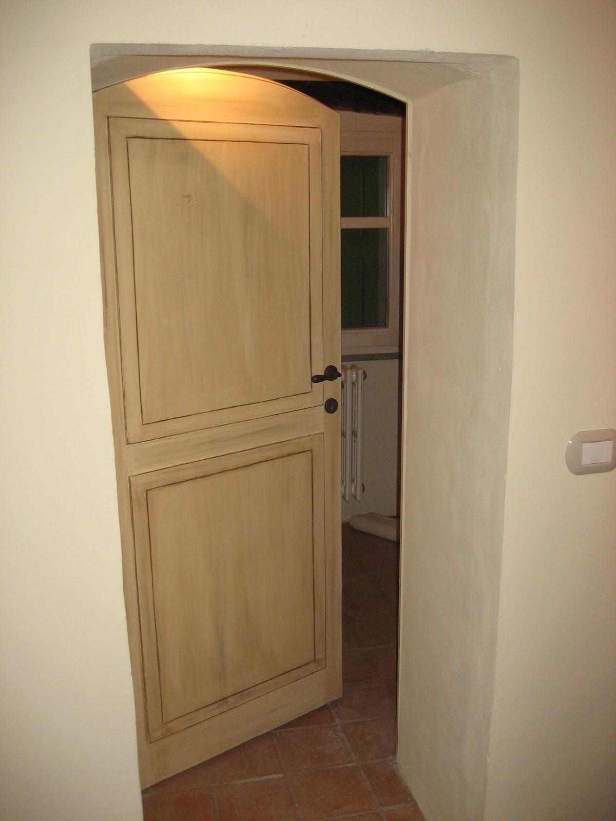 Corteranzo porta del bagno del primo piano - Documenti per ristrutturazione bagno ...