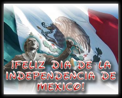 Grito de la independencia de México