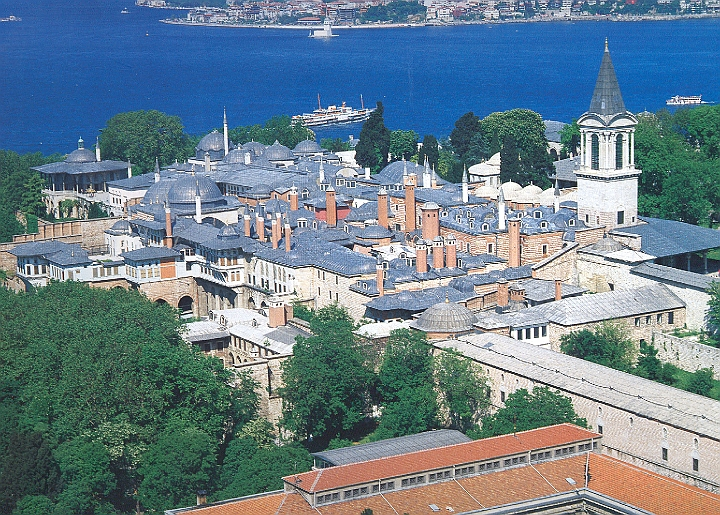 Holiday Guide Turkey: Topkapi Palace