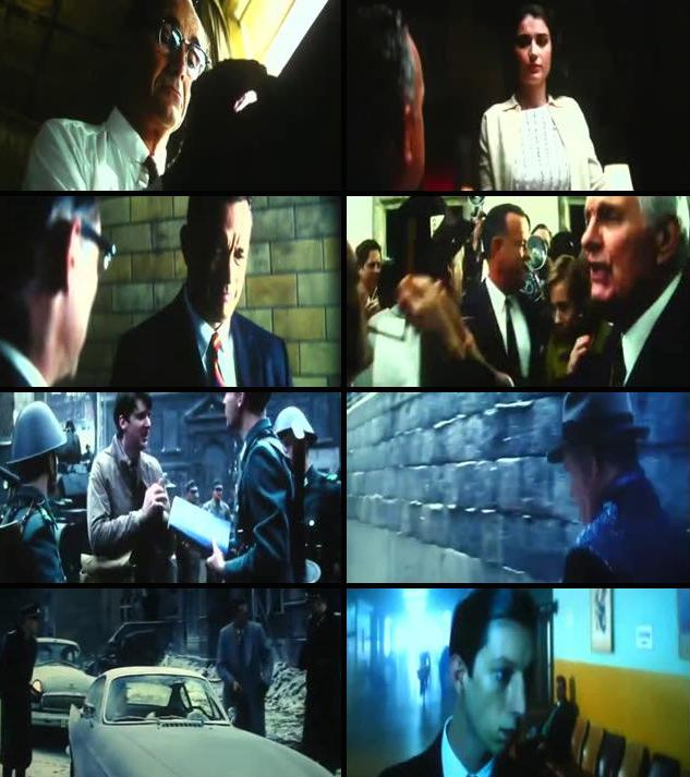 Bridge of Spies 2015 English HDCAM 720p