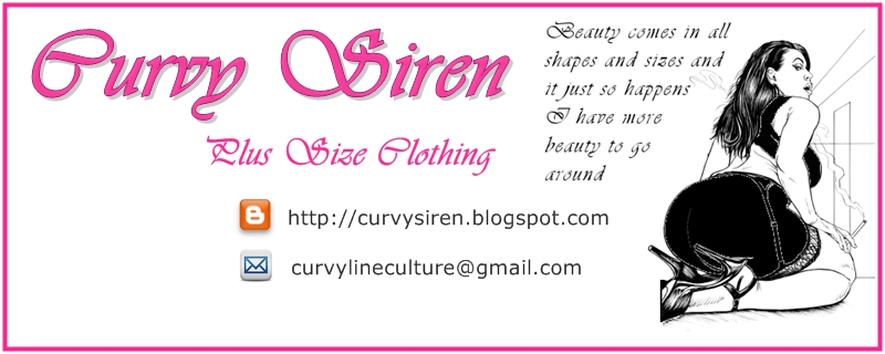 Curvy Siren Plus Size Clothing