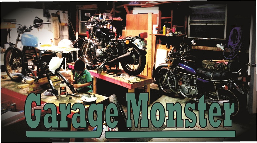 GARAGE MONSTER
