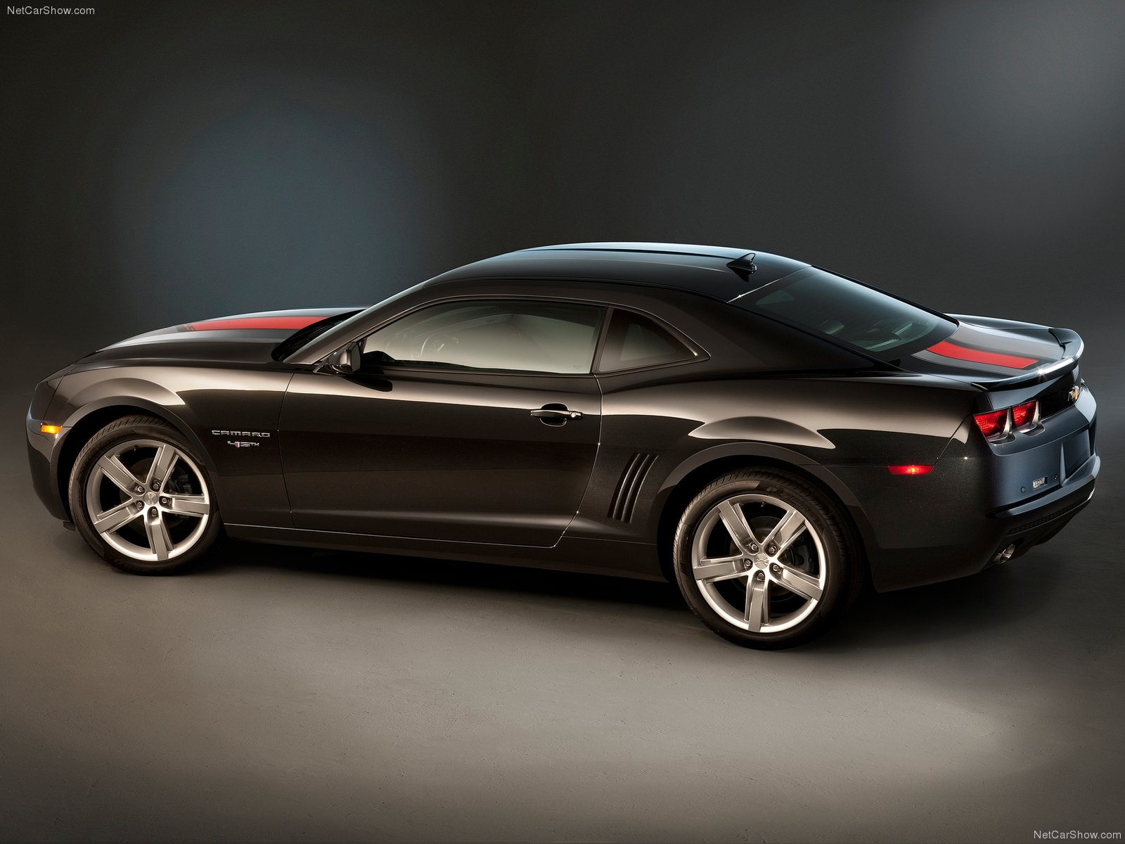 2012 Chevy Camaro 45th Edition