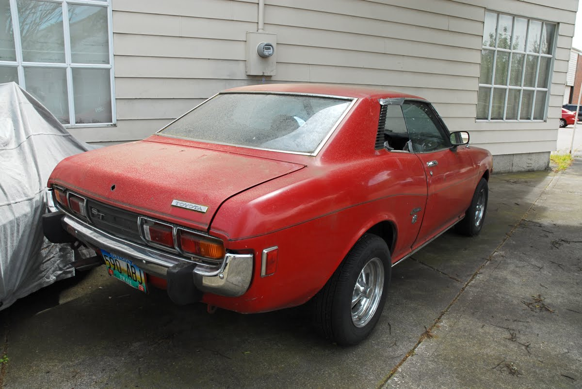 1978 Toyota Celica 1600 St Related Infomationspecifications Weili 1973 Gt Liftback Old Parked Cars