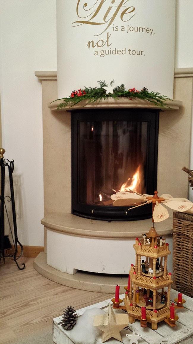 Natalealverde La Decorazione Del Mio Camino Home