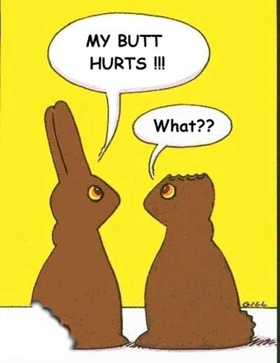 happy easter bunny cartoon. cartoon easter bunnies