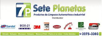 Sete Planete Produtos de Limpeza Automotiva e industrial