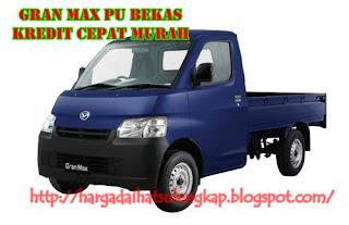 Pasaran Harga Daihatsu Gran Max Second Tahun 2005 2015