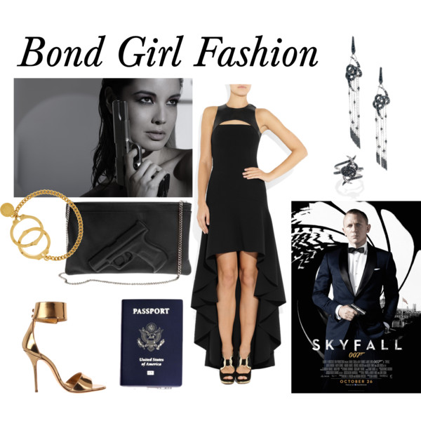 Bond girl collier de casino royale