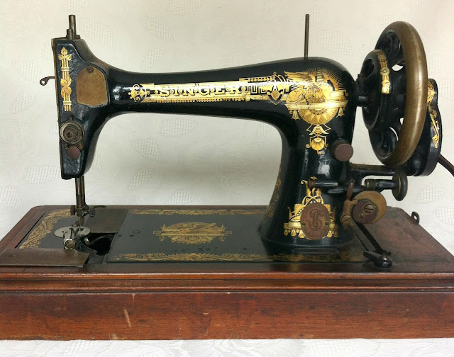 1935 singer sewing machine value