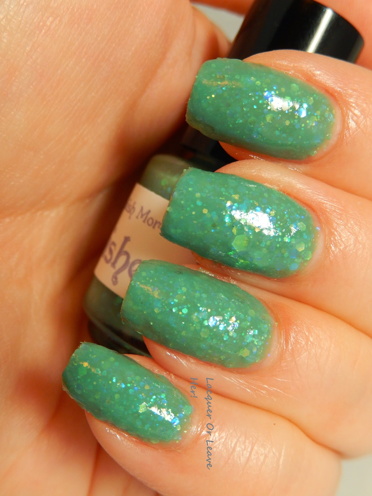 Lacquer or Leave Her!: April 2014