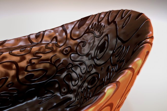 Шоколадная ванна Maderno