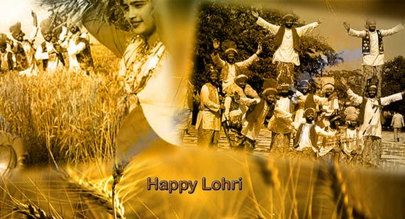 Happy Lohadi