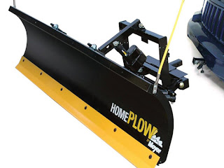 The Home Plow Detached - Class 3 hitch