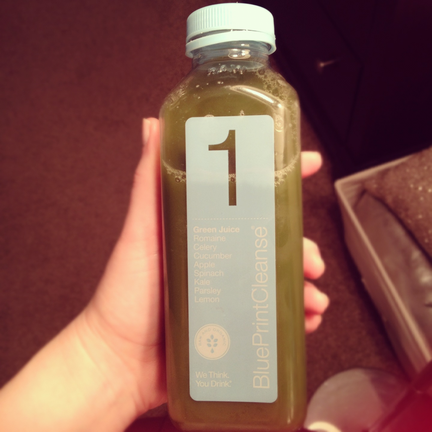 Cupcakesomg my blueprint cleanse recap not too great either but its green and theres no sugar in it so i feel virtuous already 20 minutes later and im done with my first juice of the day malvernweather Choice Image