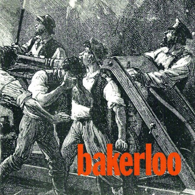 Bakerloo - Bakerloo 1969 (UK, Heavy Psychedelic Blues-Rock)