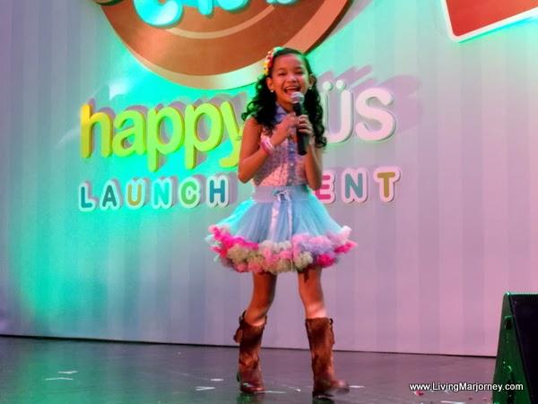 HappyPlus Launch, by LivingMarjorney