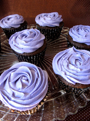 new sept+027a Rosette Cupcakes