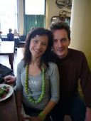 With Dechen Thurman at the Jivamukti Yoga Center NY