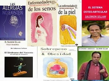 DESCARGA paquete de libros Salomon Sellam (Biodescodificaciòn)