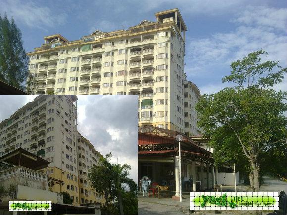 Review Pantai Indah SeaView Resort - 1 Malam RM100
