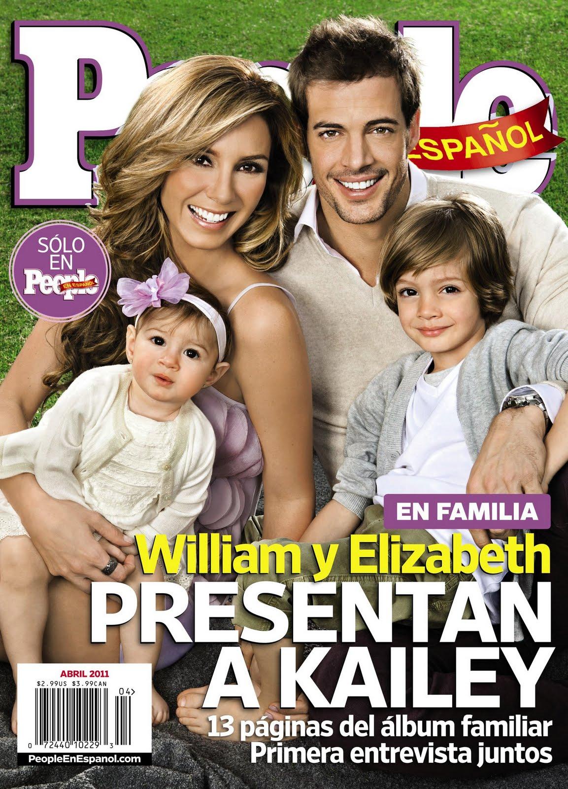 La familia de William Levy y