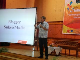 Jamil Azzaini : rahasia blogger sukses mulia