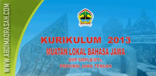 Bahasa Jawa SMP/MTs