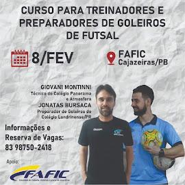 Capacitação em Futsal